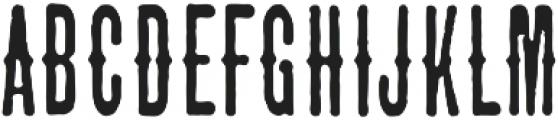 Grenson Regular otf (400) Font UPPERCASE