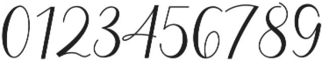 Gresya otf (400) Font OTHER CHARS
