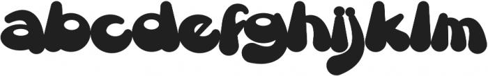 Gretoon ttf (400) Font LOWERCASE