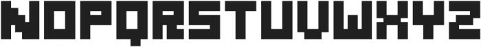 GridType Bold otf (700) Font LOWERCASE