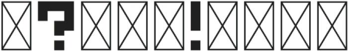 GridType Regular otf (400) Font OTHER CHARS