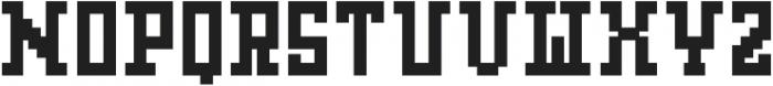 GridType Serif Bold otf (700) Font LOWERCASE