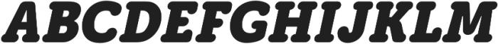 Grifa otf (700) Font UPPERCASE