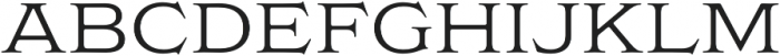 Griffon Extra Light otf (200) Font LOWERCASE