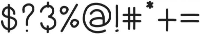 GrilledFont ttf (400) Font OTHER CHARS