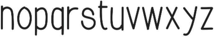 GrilledFont ttf (400) Font LOWERCASE