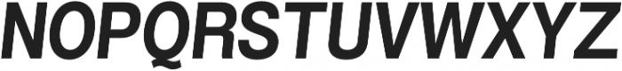 Grillmaster Bold Italic otf (700) Font UPPERCASE