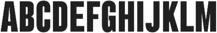 Grillmaster Cond Extra Bold otf (700) Font UPPERCASE