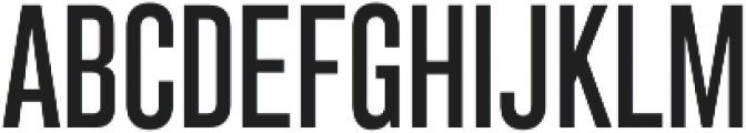 Grillmaster Cond Regular otf (400) Font UPPERCASE