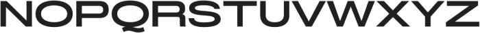 Grillmaster Extended Bold otf (700) Font UPPERCASE