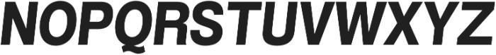 Grillmaster Extra Bold Italic otf (700) Font UPPERCASE