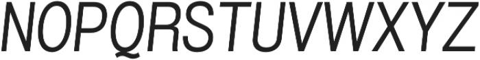 Grillmaster Light Italic otf (300) Font UPPERCASE