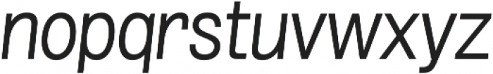 Grillmaster Light Italic otf (300) Font LOWERCASE