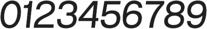 Grillmaster SemiWide Regular Italic otf (400) Font OTHER CHARS
