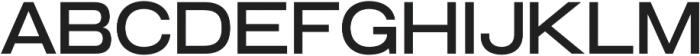 Grillmaster Wide Medium otf (500) Font UPPERCASE