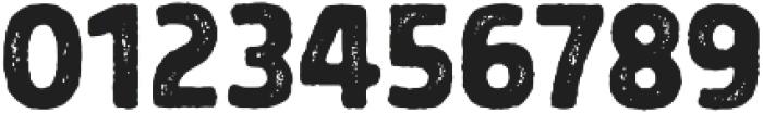 Grimpt Print Bold Rust otf (700) Font OTHER CHARS
