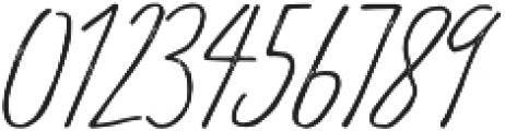 Grimpt Script Rust otf (400) Font OTHER CHARS