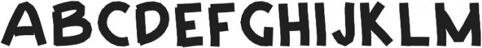 Gross ttf (400) Font UPPERCASE