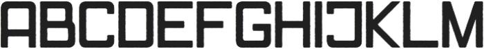 Groston_Rough otf (400) Font LOWERCASE