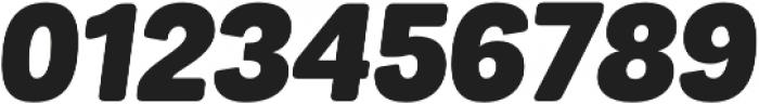 Grota Rounded Black Italic otf (900) Font OTHER CHARS