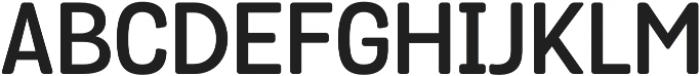 Grota Rounded Bold otf (700) Font UPPERCASE