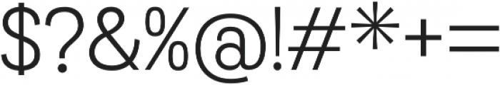 Grota Sans Alt Book otf (400) Font OTHER CHARS