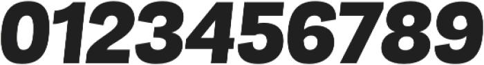 Grota Sans Alt Heavy Italic otf (800) Font OTHER CHARS