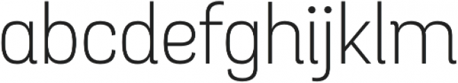 Grota Sans Alt Light otf (300) Font LOWERCASE