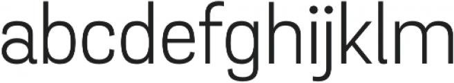 Grota Sans Book otf (400) Font LOWERCASE