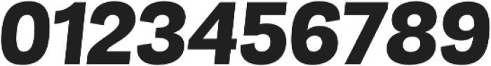 Grota Sans ExtraBold Italic otf (700) Font OTHER CHARS