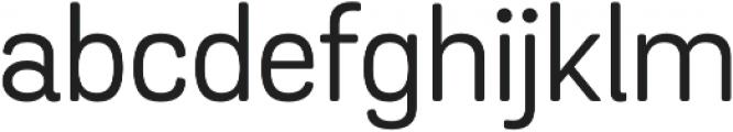 Grota Sans Rd Regular otf (400) Font LOWERCASE