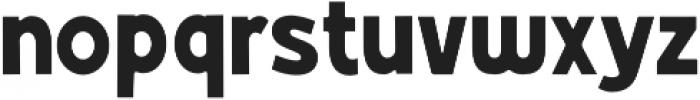 Grotes Sans otf (400) Font LOWERCASE