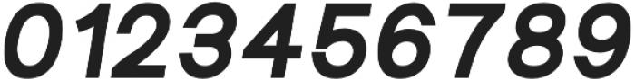 Groteska Bold Italic otf (700) Font OTHER CHARS