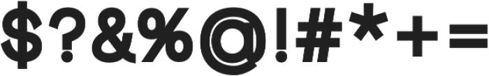 Groteska Bold otf (700) Font OTHER CHARS