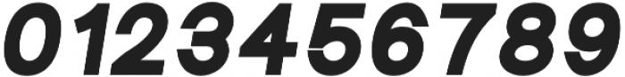 Groteska Heavy Italic otf (800) Font OTHER CHARS