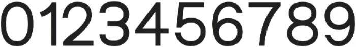 Groteska Regular otf (400) Font OTHER CHARS