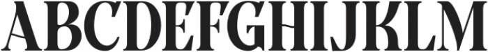GroundCastle-Regular otf (400) Font UPPERCASE
