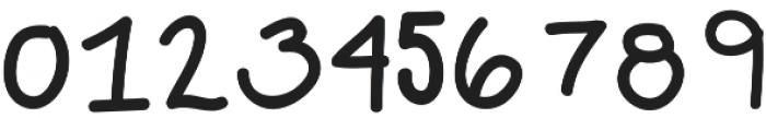Grow Up Regular otf (400) Font OTHER CHARS