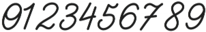 Growler Script otf (400) Font OTHER CHARS