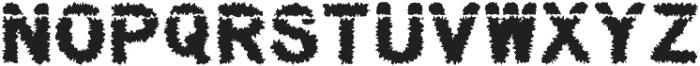 Grungoe ttf (400) Font UPPERCASE
