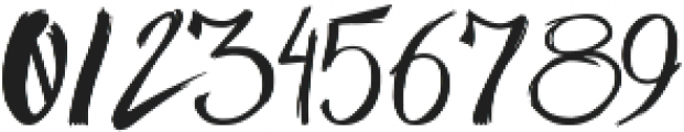 graffity otf (400) Font OTHER CHARS