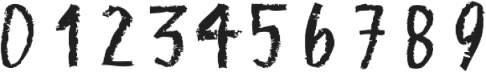 griffonage ttf (400) Font OTHER CHARS