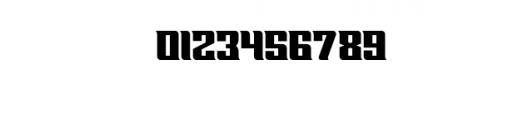 GRANGERS.ttf Font OTHER CHARS