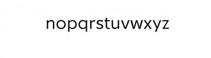 Graible Nova.otf Font LOWERCASE
