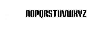 GreenLeaf TrueType Font Font UPPERCASE