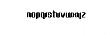 GreenLeaf TrueType Font Font LOWERCASE