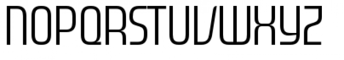 Gravel Medium Font UPPERCASE
