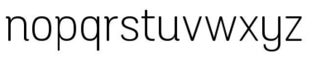 Grota Sans Rounded Alt Light Font LOWERCASE