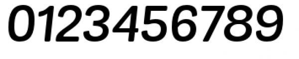 Grota Sans Rounded Alt Semi Bold Italic Font OTHER CHARS