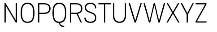 Grota Sans Rounded Light Font UPPERCASE